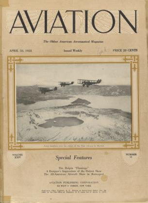 Cover for the April 30 1928 issue