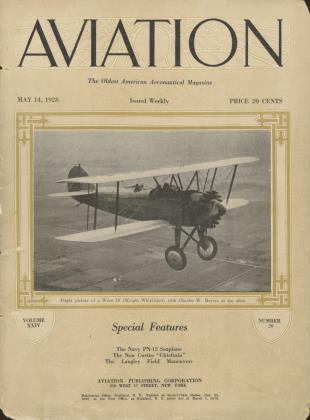 Cover for the May 14 1928 issue