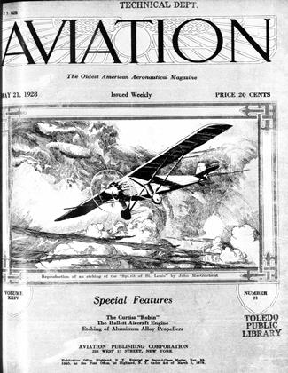 Cover for the May 21 1928 issue