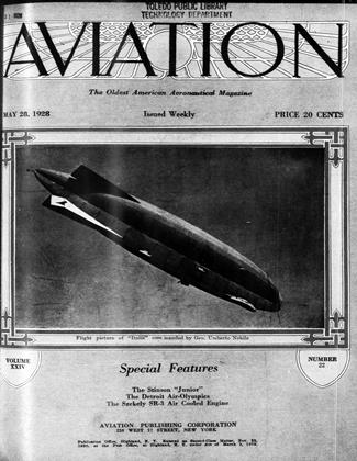Cover for the May 28 1928 issue