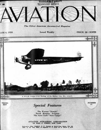 Cover for the June 4 1928 issue