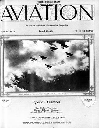 Cover for the June 18 1928 issue