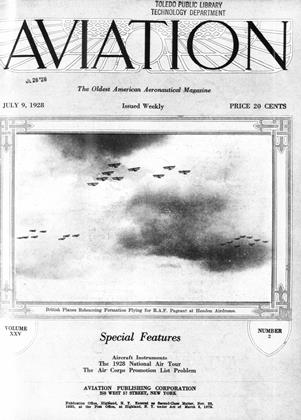 Cover for the July 9 1928 issue