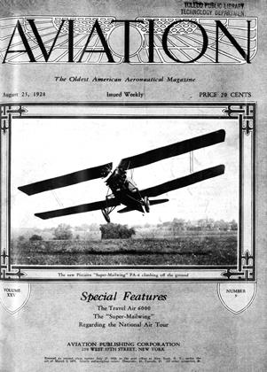 Cover for the August 25 1928 issue