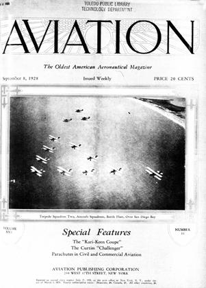 Cover for the September 8 1928 issue
