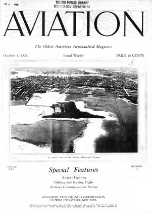 Cover for the October 6 1928 issue