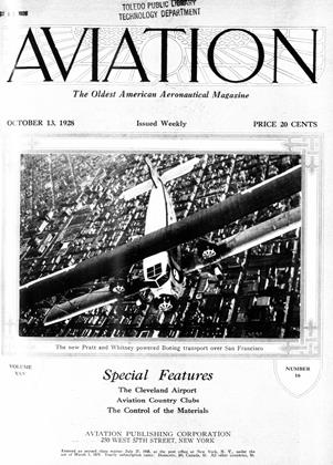 Cover for the October 13 1928 issue