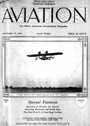 Cover for the November 17 1928 issue