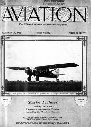 Cover for the December 29 1928 issue