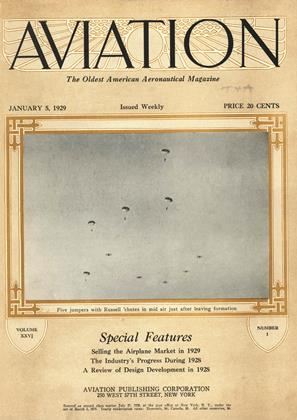 Cover for the January 5 1929 issue