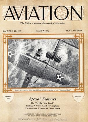 Cover for the January 26 1929 issue
