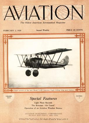 Cover for the February 2 1929 issue