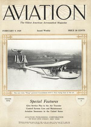 Cover for the February 9 1929 issue