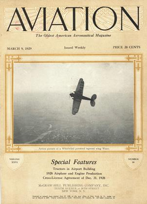 Cover for the March 9 1929 issue