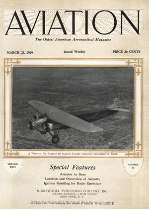 Cover for the March 23 1929 issue
