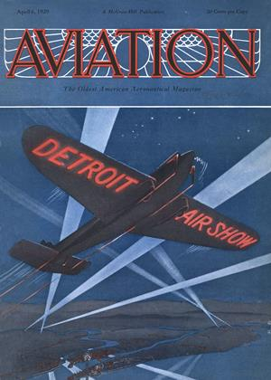 Cover for the April 6 1929 issue