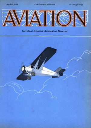 Cover for the April 13 1929 issue