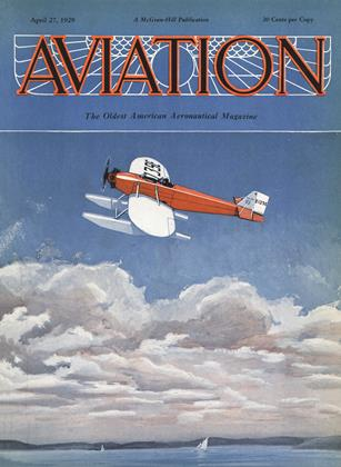 Cover for the April 27 1929 issue