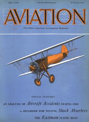 Cover for the May 4 1929 issue