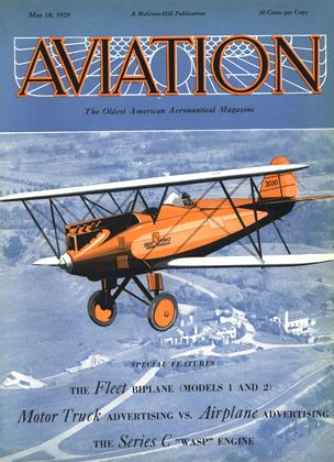 Cover for the May 18 1929 issue