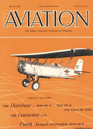 Cover for the May 25 1929 issue