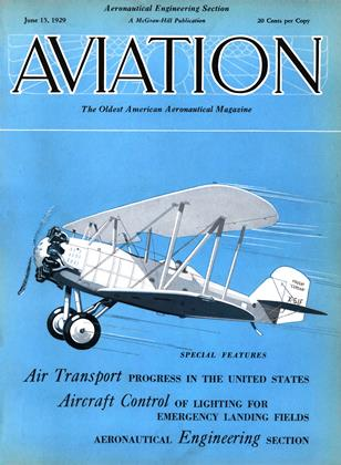 Cover for the June 15 1929 issue