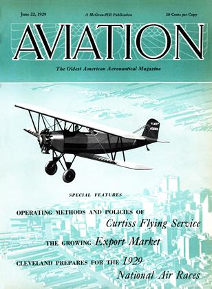 Cover for the June 22 1929 issue