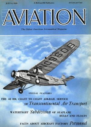 Cover for the July 6 1929 issue