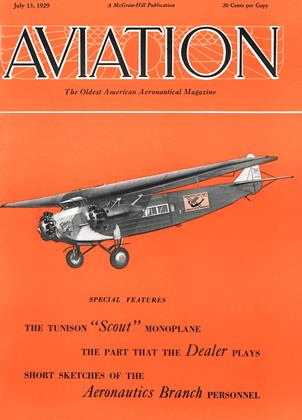 Cover for the July 13 1929 issue