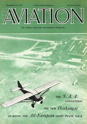 Cover for the September 14 1929 issue