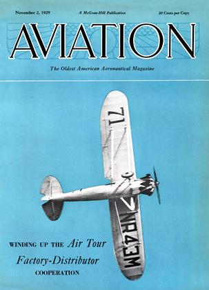 Cover for the November 2 1929 issue
