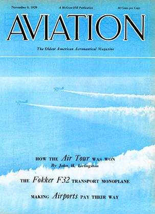 Cover for the November 9 1929 issue
