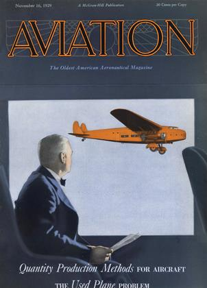 Cover for the November 16 1929 issue