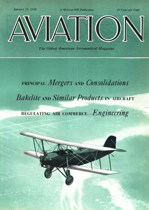 Cover for the January 25 1930 issue