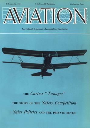 Cover for the February 8 1930 issue