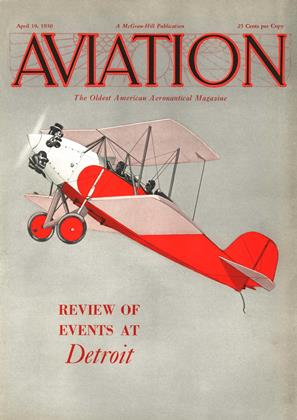 Cover for the April 19 1930 issue