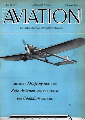 Cover for the June 14 1930 issue