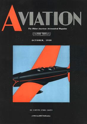 Cover for the October 1 1930 issue