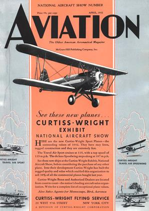 Cover for the April 1 1932 issue