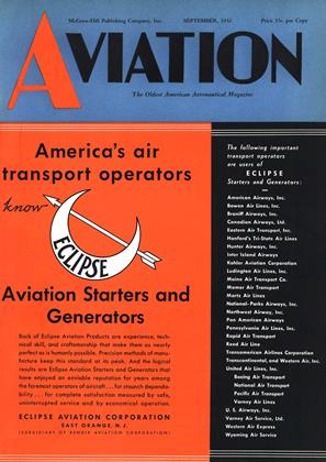 Cover for the September 1 1932 issue