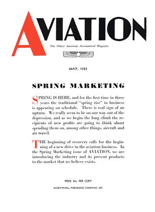 Cover for the May 1 1933 issue