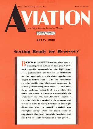Cover for the July 1 1933 issue