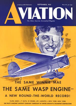 Cover for the September 1 1933 issue