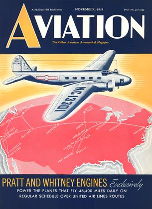 Cover for the November 1 1933 issue
