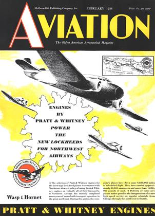 Cover for the February 1 1934 issue
