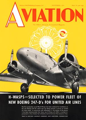 Cover for the November 1 1934 issue