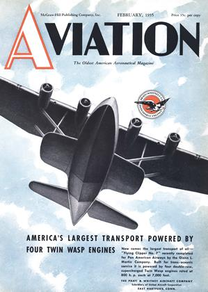 Cover for the February 1 1935 issue