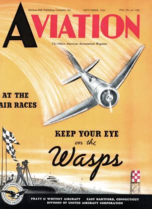 Cover for the September 1 1936 issue