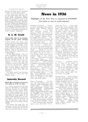 News in 1936, Page: 53 - JANUARY, 1937 | Aviation Week