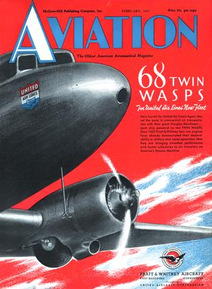 Cover for the February 1 1937 issue